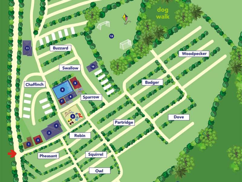 touring park plan